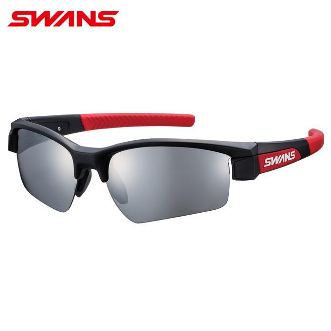 SWANS スワンズサングラスLION SIN LI SIN-0701 BK/R ミラーレンズモデルLI SIN-0701