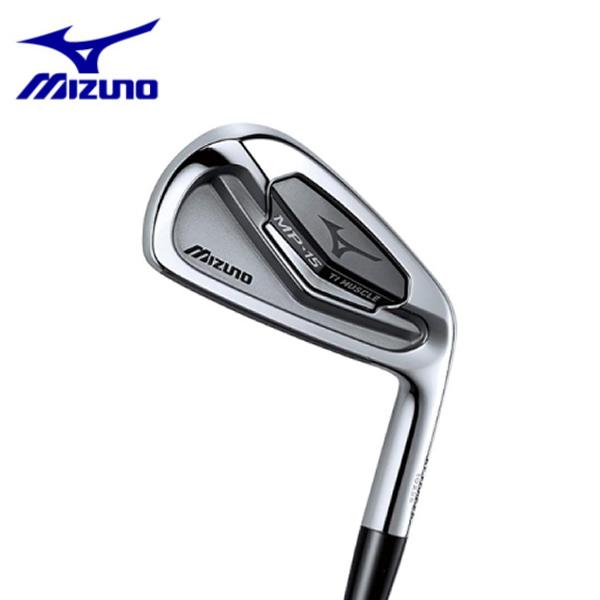 ミズノ mizunoゴルフクラブ アイアンセット 6本組MP-15アイアン ダイナミックゴールド スチールシャフト付5KJSS64506