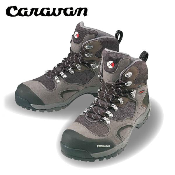 キャラバン Caravan トレッキングシューズ ゴアテックス メンズ C1-02S GTX 10106