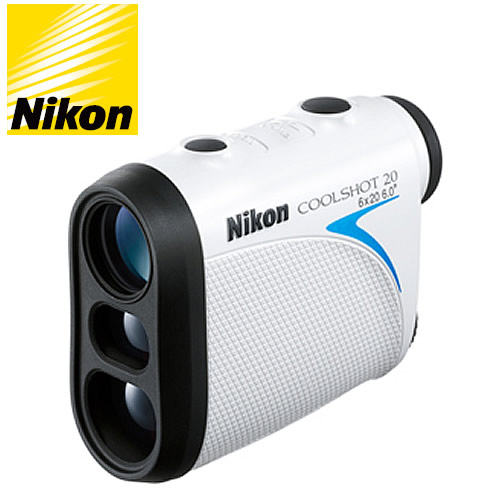 Nikon ニコン ゴルフ レーザー 距離計 クールショット20 COOLSHOT 20