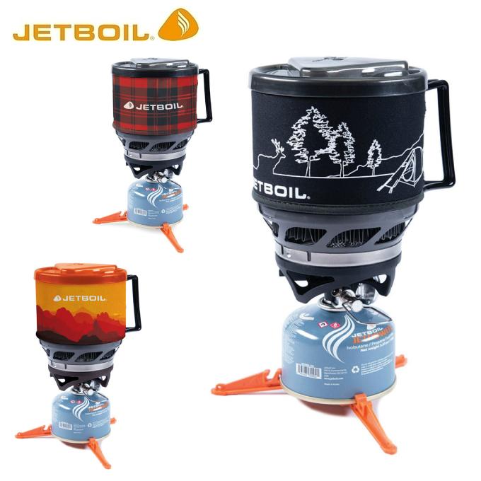 ジェットボイル JETBOIL シングルバーナー JETBOILMiniMo ジェットボイルミニモ 1824381