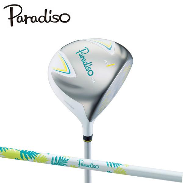 パラディーゾ Paradiso Paradiso CL PC-15wシャフト カーボン ゴルフクラブ ドライバー レディース