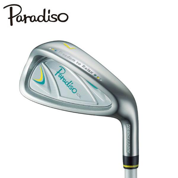パラディーゾ ParadisoParadiso CL PC-15iシャフト カーボンゴルフクラブ アイアン5本セット レディース