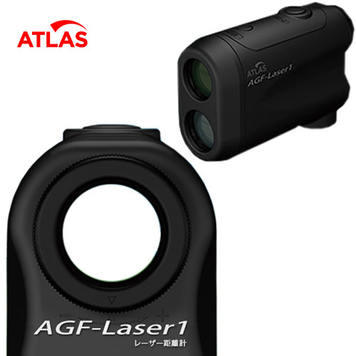 ユピテル アトラス ATLAS ゴルフ 計測器 GOLFNAVI レーザー距離計 AGF-Laser1