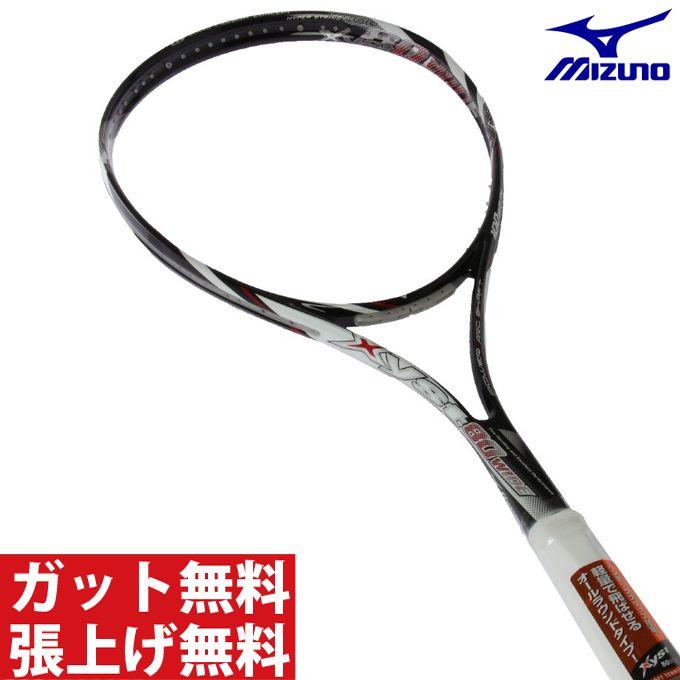 ミズノ ソフトテニスラケット オールラウンド ジスト Xyst 80 63JTN59009 mizuno