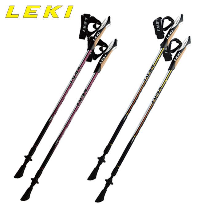 レキ LEKI トレッキング ステッキ I字型 2本組 シュプリームシャーク2 1300304