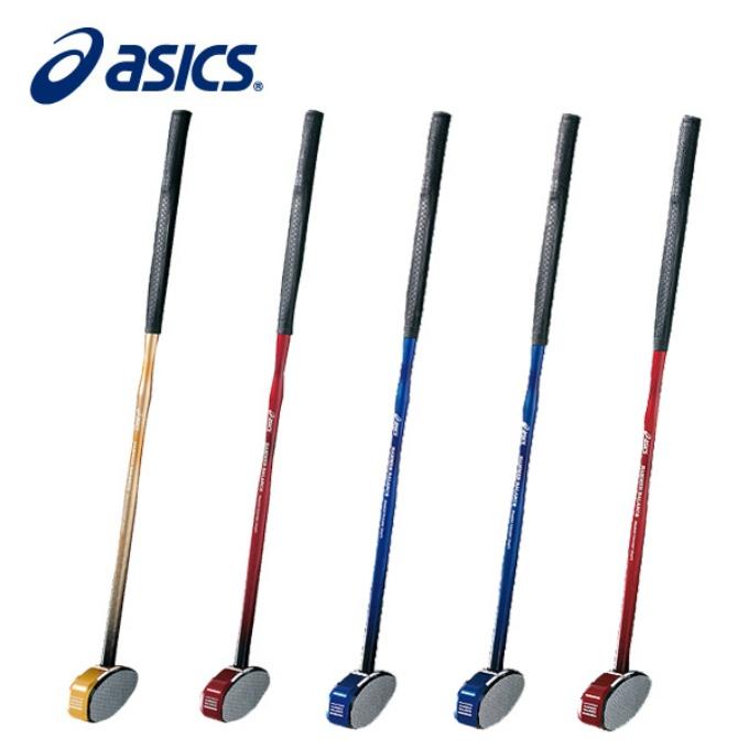 アシックス ハンマーバランスクラブ 一般右打者専用 GGG184 グラウンドゴルフクラブ asics