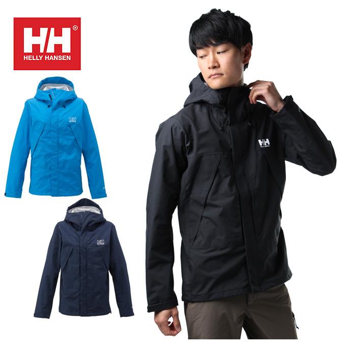 ヘリーハンセン(HELLY HANSEN) アウトドア ジャケット メンズ スカンザライトジャケット Scandza Light Jacket HOE11505