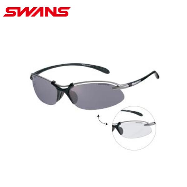 購入後レビュー記入でクーポンプレゼント中 スワンズ サングラス Airless-Wave-Ph 日本未発売 バースデー 記念日 ギフト 贈物 お勧め 通販 SA-518 SWANS 調光レンズ
