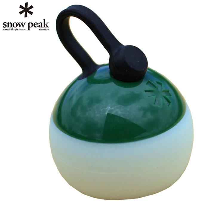 スノーピーク snow peak バッテリーランタン たねほおずきグローシェード UG-276