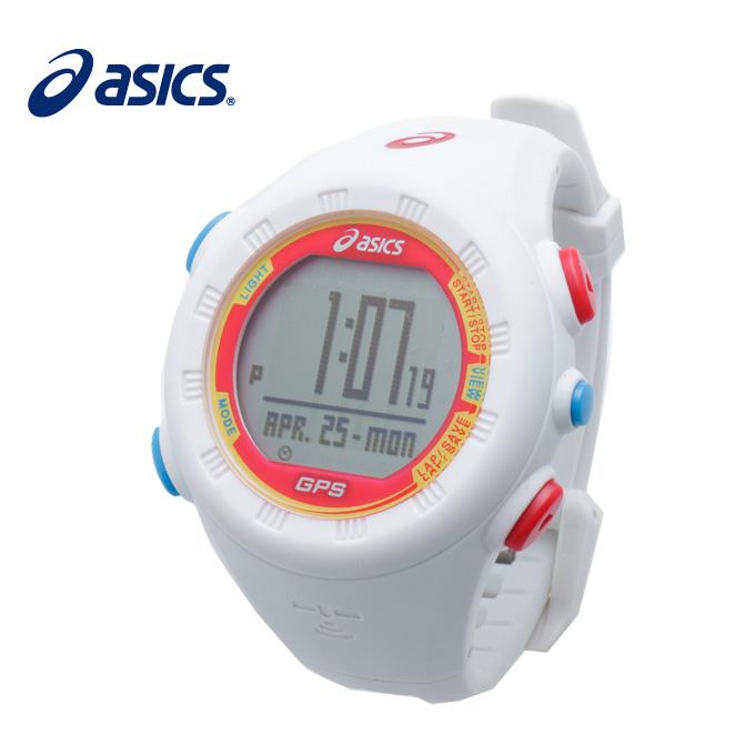 アシックス ランニングアクセサリー 腕時計 GPSランニングウォッチWH CQAG0103 asics