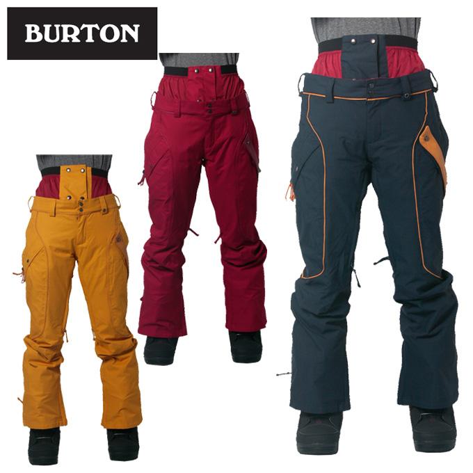 バートン BURTONボードパンツ レディースWZ ZIPPY PT【日本正規取り扱い商品】
