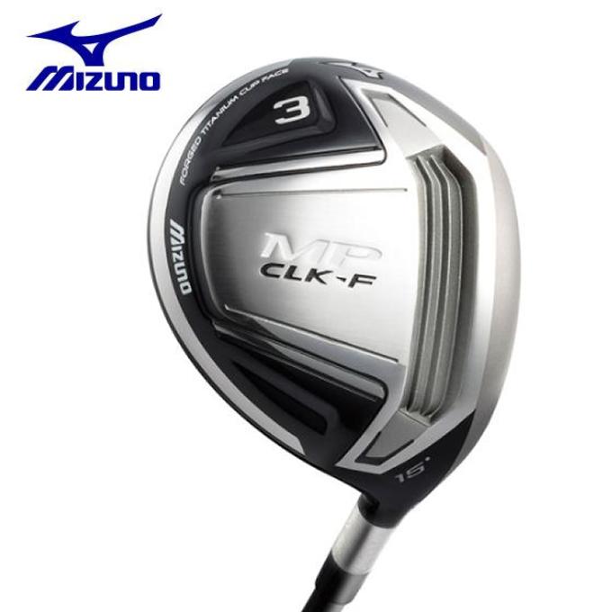 ミズノ MIZUNOゴルフクラブ メンズMP CLK-Fフェアウエーウッド オロチFカーボンシャフト付 W3 W55KJGB66350