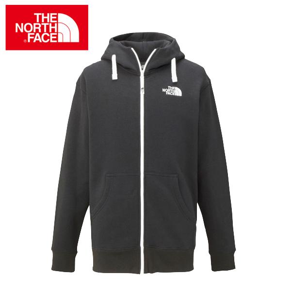 ノースフェイス スウェットジャケット メンズ リアビュー フルジップ フーディー メンズ NT11530 THE NORTH FACE