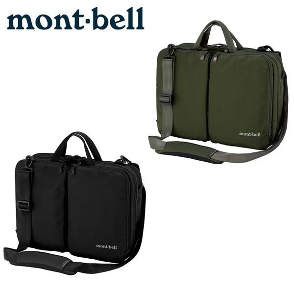 モンベル ショルダーバッグ ユーテリティバッグ 1123908 mont bell mont-bell