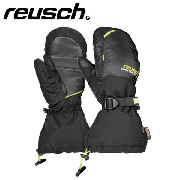ロイシュ reusch スキーグローブ メンズ レディース CHAMBER 2 MITTEN