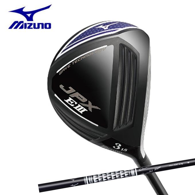 ミズノ MIZUNOゴルフクラブ メンズJPX EIII sv フェアウエーウッド オロチライト カーボンシャフト付5KJBB75353