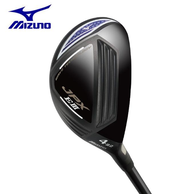 ミズノ MIZUNOゴルフクラブ メンズJPX EIII sv ユーティリティ オロチライト カーボンシャフト付5KJBB75463