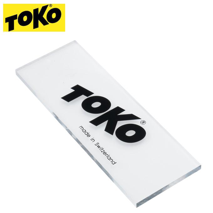 【8,000円以上でクーポン利用可能 12/28 20:00~1/6 23:59】 トコ スキー スノーボード スクレーパー 5mm 554 1919 TOKO