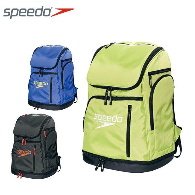 スピード speedo スイムバッグ スイマーズリュック 34L SD96B01