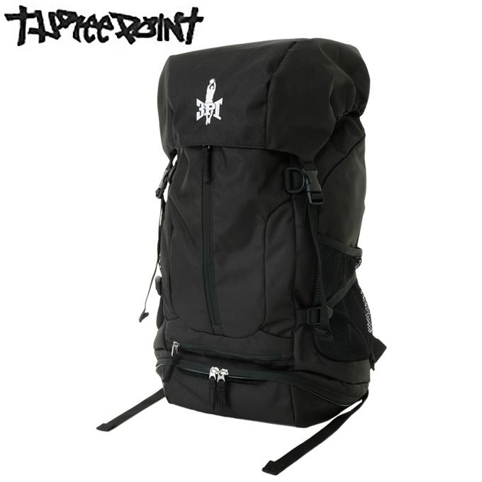 バスケットボール ご予約品 バッグ 再入荷 予約販売 オールインバックパック BK 3PT TP570408F04 スリーポイント ThreePoint