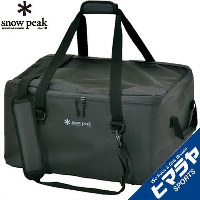スノーピーク snow peak ツールケース ウォータープルーフ ギアボックス 2ユニット BG-022