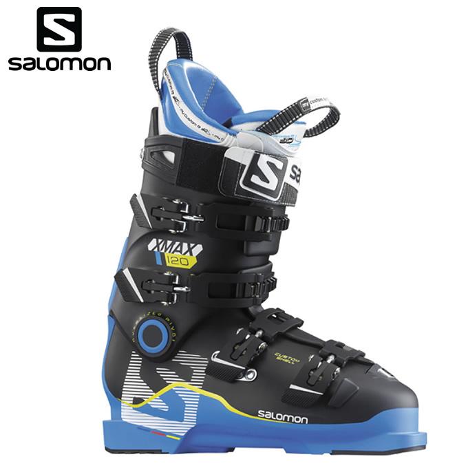 サロモン salomon X MAX120 メンズスキーブーツ X-MAXバックルブーツ【15-16 2016モデル】【国内正規品】