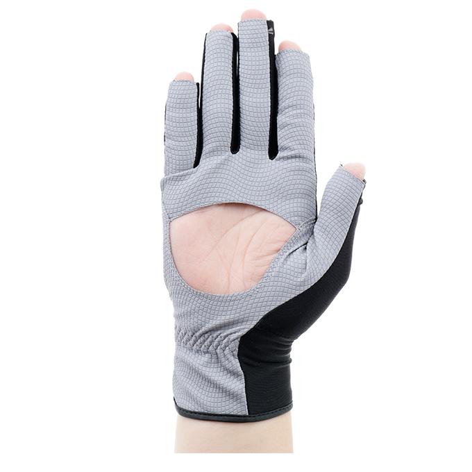 d0db0dac1a713 ビジョンクエスト(VISIONQUEST)テニス手袋(メンズ・レディース)UPF50+ネイルカットグローブ