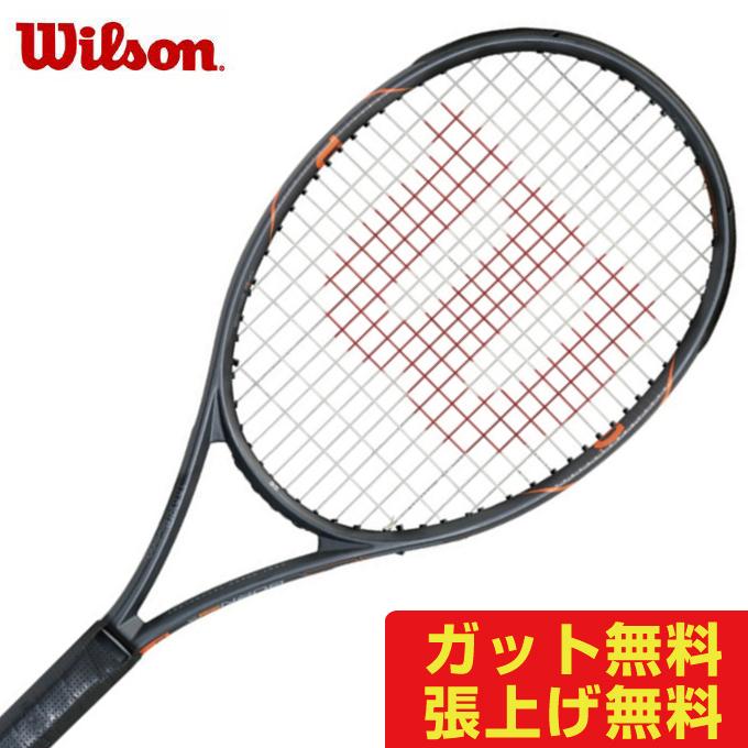 ウィルソン 硬式テニスラケット バーン BURN FST 95 WRT729010 Wilson