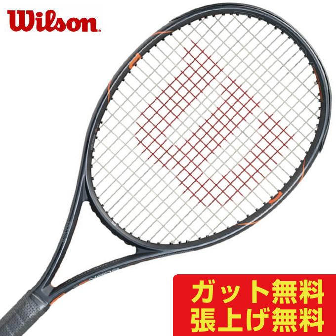 ウィルソン 硬式テニスラケット バーン BURN FST 99 WRT729110 Wilson
