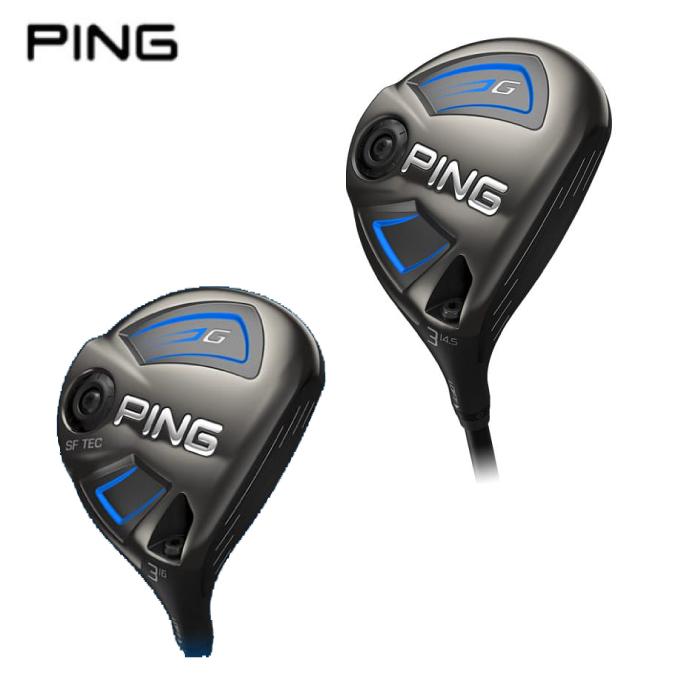 ピン PING ゴルフクラブ 左用フェアウェイウッド メンズ G