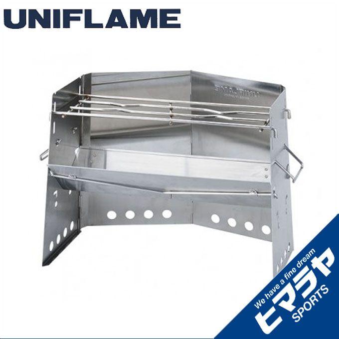 ユニフレーム UNIFLAME バーベキューグリル 薪グリル 682906