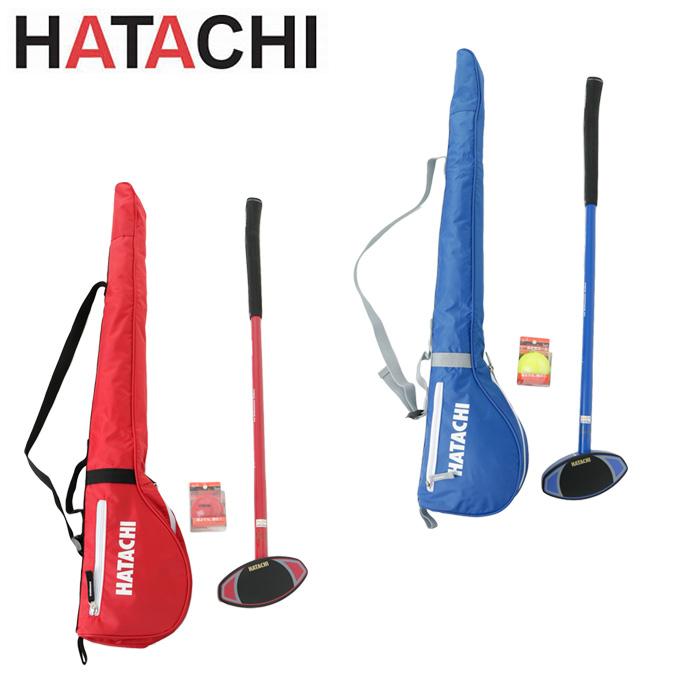 ハタチ HATACHIグランドゴルフ 右打者用グラウンドゴルフ3点セットBH1435