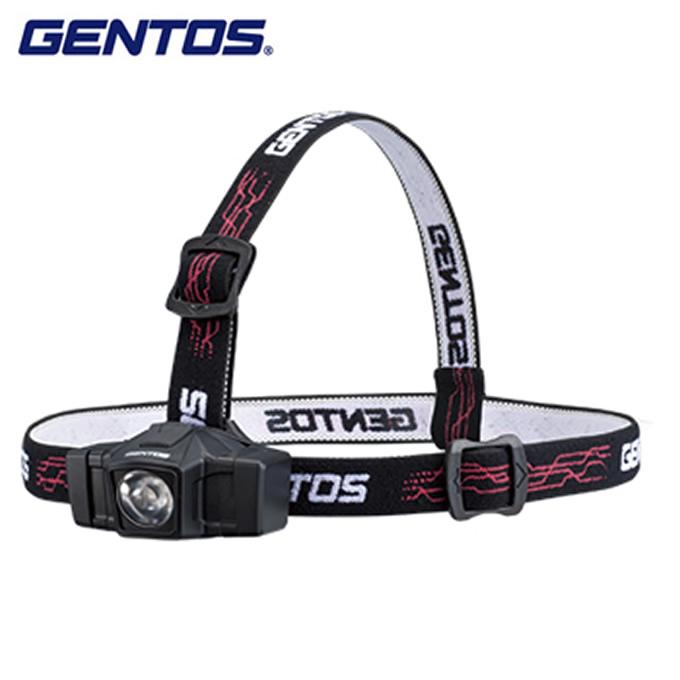 ジェントス GENTOS ヘッドライト GD-000シリーズ GD-002D