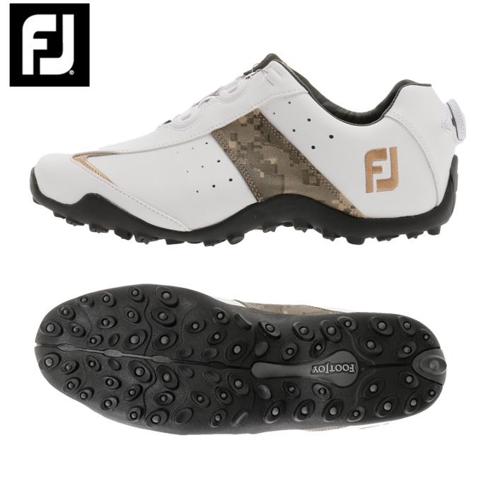 【クーポン利用で1,000円引 7/29 0:00~8/1 23:59】 フットジョイ FootJoyゴルフ ゴルフシューズ スパイクレス 靴 メンズEXLゴルフシューズ スパイクレス 靴 Boa45344W