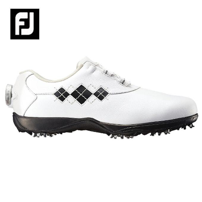 フットジョイ FootJoyゴルフシューズ ソフトスパイク ゴルフスパイク レディースeComfort Boa イーコンフォート98549W