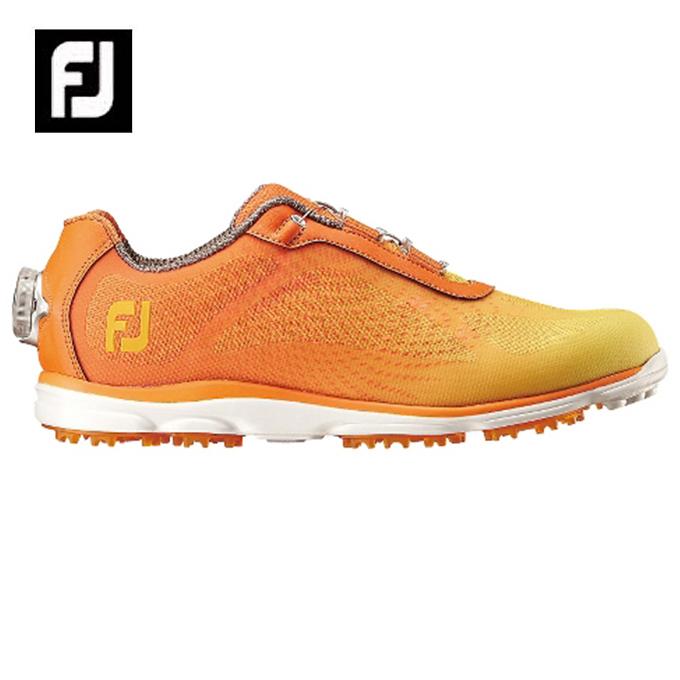 フットジョイ FootJoyゴルフ スパイクレス ゴルフシューズ レディースemPOWER エンパワー98008W