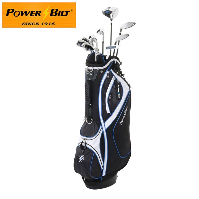 パワービルト POWER BILTゴルフ セットクラブ メンズPOWERBILT Mセット