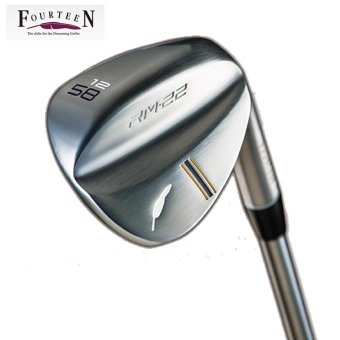 フォーティーン FOURTEENゴルフクラブ ウェッジ メンズRM-22 WEDGE