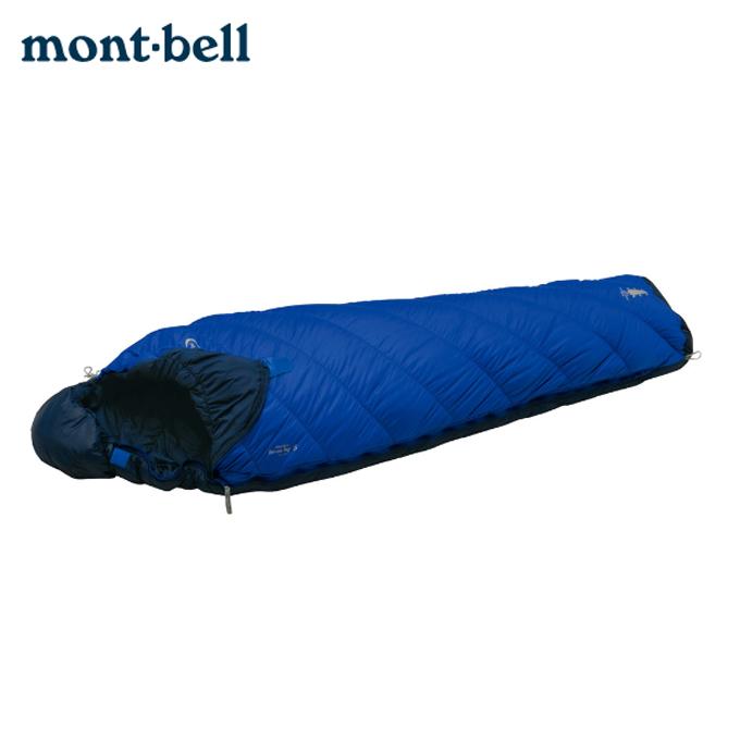 モンベル マミー型シュラフ バロウバッグ #5 1121274 mont bell mont-bell