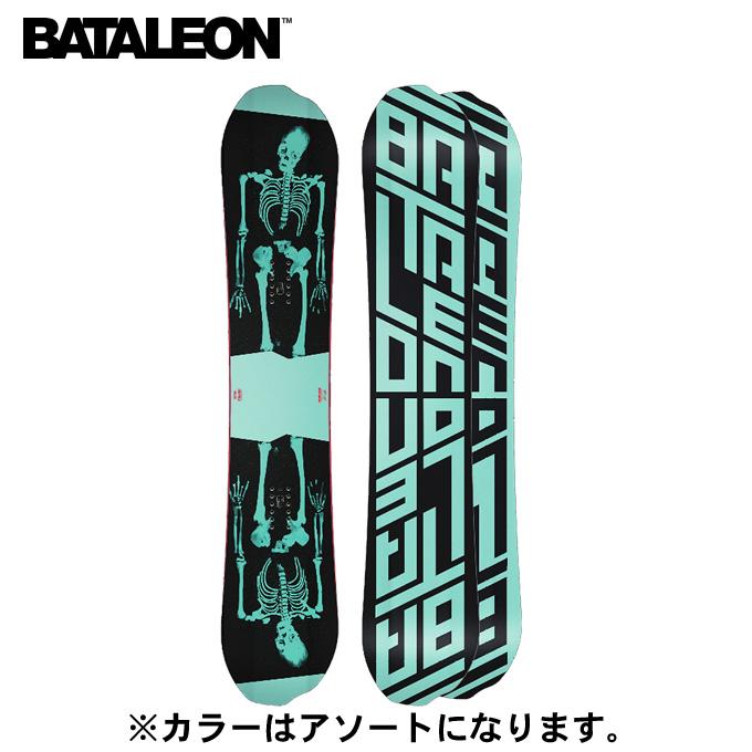 【クーポン利用で1000円引 11/18 23:59まで】 バタレオン BATALEONスノーボード板 メンズ レディースETAEvil Twin Asymetrical