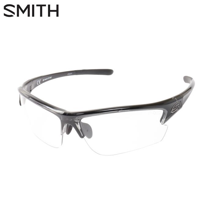 スミス ( SMITH ) 偏光サングラス ( メンズ・レディース ) SUNGLASS ( 調光 ) REACTOR MK2 CRYSTAL BLACK/ CL