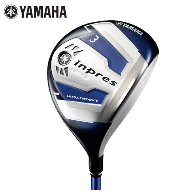 ヤマハ YAMAHAゴルフクラブ メンズinpres UD+2 FW インプレス UD+2 フェアウェイウッド