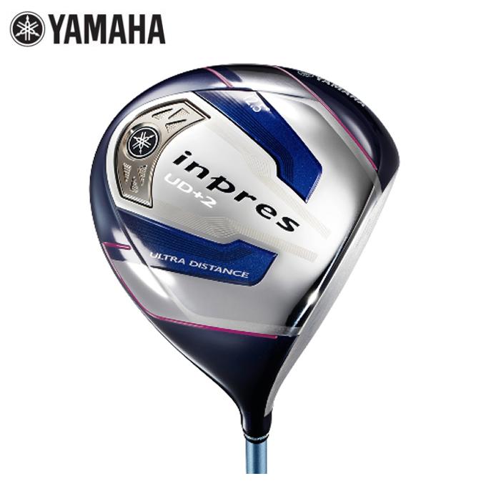 ヤマハ YAMAHAゴルフクラブ レディースinpres UD+2 LADIES インプレス UD+2 レディース ドライバー