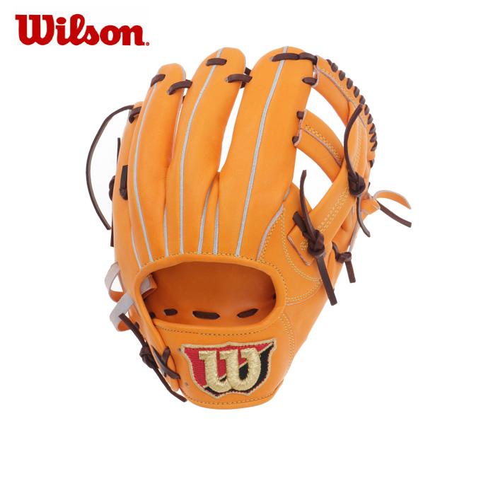 ウイルソン Wilson 野球 硬式グラブ ウィルソンスタッフ内野手用 WTAHWC69T