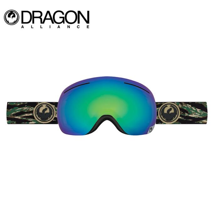 ドラゴン DRAGONスキー スノーボード ゴーグル メンズ レディースX1 HUNTER エックスワンハンター ウィンタースノーゴーグル