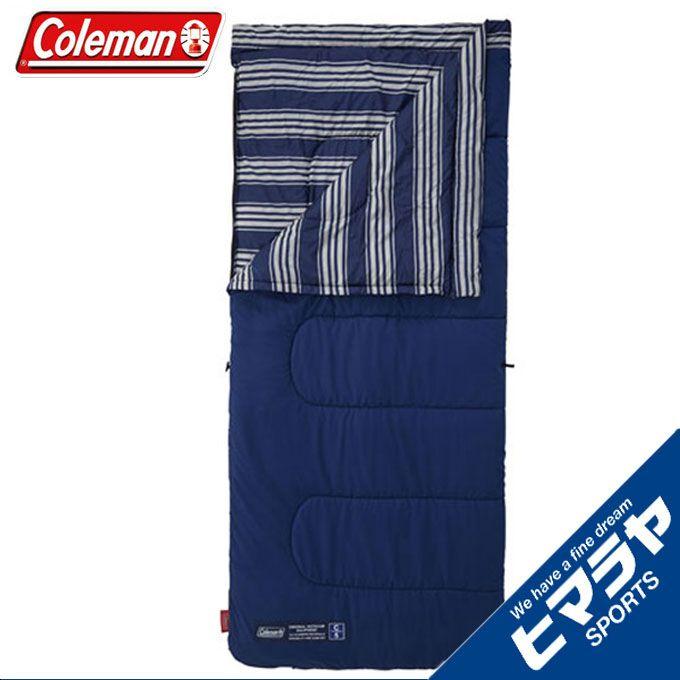 コールマン 封筒型シュラフ フリースフットEZキャリースリーピングバッグ/C5 2000031098 coleman