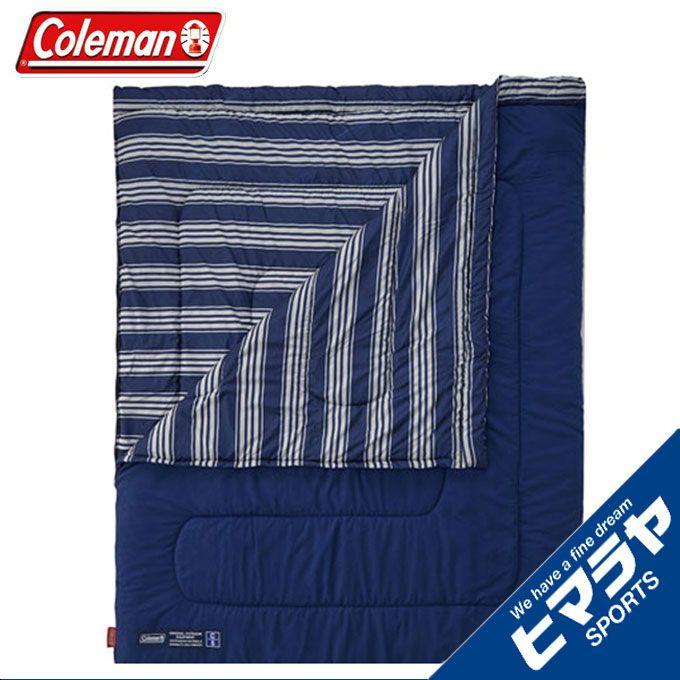 コールマン 封筒型シュラフ フリースフットアドベンチャースリーピングバッグ/C5 2000031099 coleman