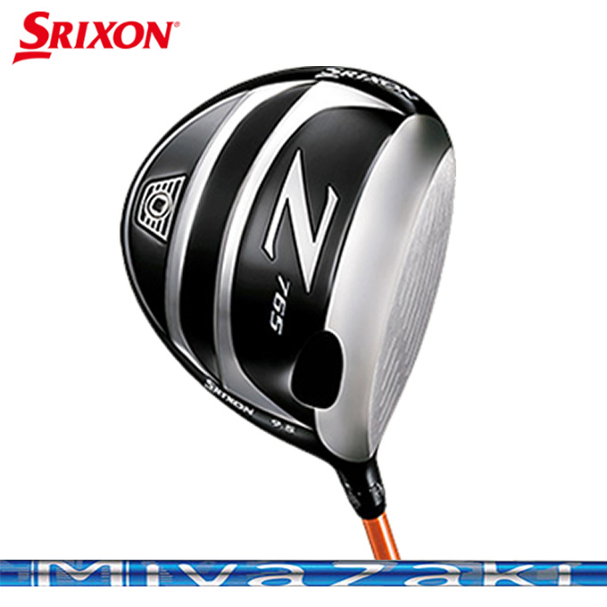 スリクソン SRIXONゴルフクラブ メンズZ765 ドライバー