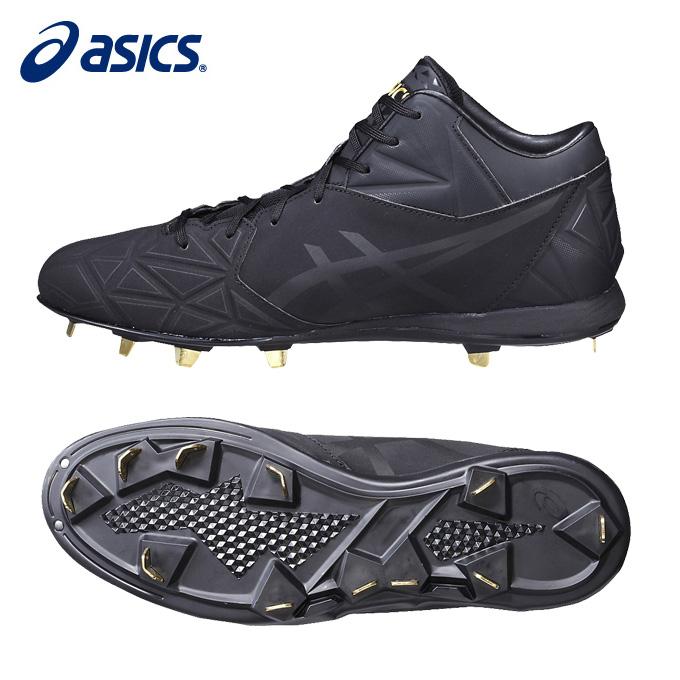 アシックス 野球 金歯スパイク メンズ スピードアクセルSG SFS300 asics